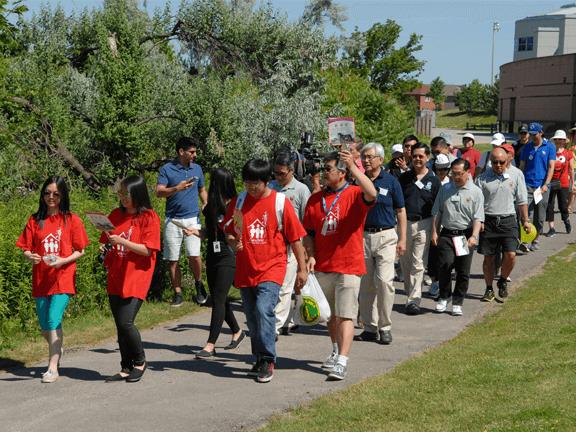 Charity Walk 2015